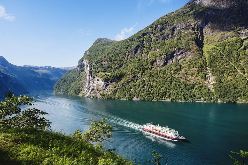Kampanj med Hurtigruten