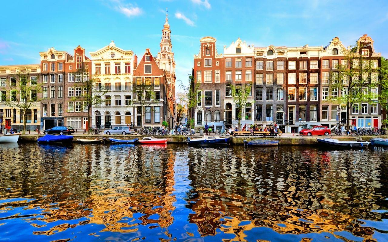 direktflyg Amsterdam